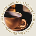 GourmetCoffeeShoppe.com - Offering a wonderful variety of coffee, flavored coffees, cocoas, creamers, soup mixes, and more. We offer over 300 different flavored coffees.